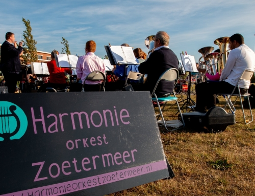 3 pop-up concertjes op zaterdag 12 september a.s.